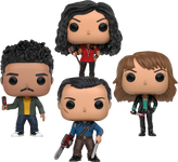 Ash vs Evil Dead - Ash vs Pop! Vinyl Figure Bundle (Set of 4)