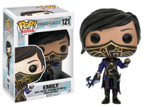 Dishonored 2 - Emily Pop! Games Vinyl Figure