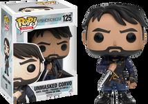 Dishonored 2 - Corvo Unmasked US Exclusive Pop! Games Vinyl Figure
