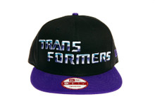 Transformers Script Decepticons Black
