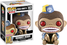 Call of Duty - Monkey Bomb US Exclusive Pop! Vinyl Figure