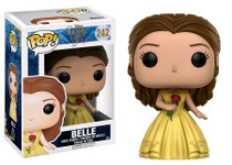 Beauty and the Beast (2017) - Belle Pop! Vinyl Figure