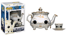 Beauty and the Beast (2017) - Mrs. Potts and Chip Pop! Vinyl Figure