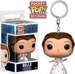 Beauty and the Beast (2017) - Belle (Celebration) Pocket Pop! Key Chain