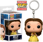 Beauty and the Beast (2017) - Belle Pocket Pop! Key Chain