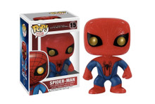 Spiderman Pop Vinyl Figure