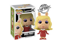 Miss Piggy Pop Vinyl Figure