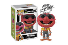 Animal from the Muppets Pop! Muppets Vinyl Figure
