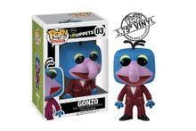 Gonzo from the Muppets Pop! Muppets Vinyl Figure