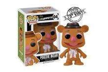 Fozzy Bear from The Muppets Pop! Muppets Vinyl Figure