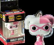 Batman - Harley Quinn Pink US Exclusive Pocket Pop Key Chain