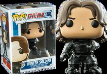 Captain America: Civil War - No Arm Winter Soldier US Exclusive Pop! Vinyl Figure