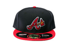 Atlanta Braves New Era 59FIFTY Fitted Cap