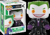 Batman - Joker Classic Black Suit US Exclusive Pop! Vinyl Figure