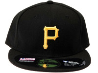 Pittsburgh Pirates New Era 59FIFTY Fitted Cap
