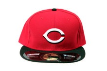 Cincinnati Reds - Red Fitted Cap