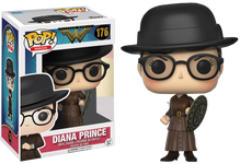 Wonder Woman - Diana Prince US Exclusive Pop! Vinyl Figure