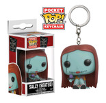 Nightmare Before Christmas - Sally (Seated) Pocket Pop! Keychain