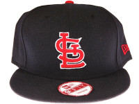 St. Louis Cardinals Blue New Era 9FIFTY MLB Snapback Hat