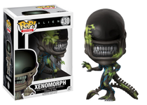 Alien: Covenant - Xenomorph Blood Splattered US Exclusive Pop! Vinyl Figure
