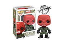 Red Skull Pop Vinyl Figure
