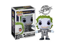Beetle Juice Pop Vinyl Figure