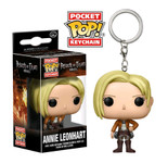 Attack on Titan - Annie Leonhart Pocket Pop! Keychain