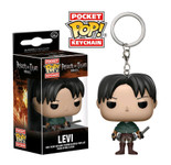 Attack on Titan - Levi Ackerman Pocket Pop! Keychain