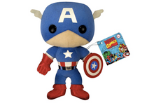Captain America - Plush 7""