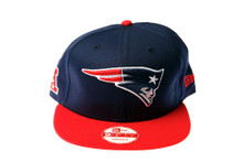 New England Patriots Logo New Era Snapback