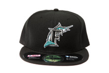 Florida Marlins Fitted Cap