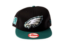 Philadelphia Eagles Logo New Era NFL Snapback Hat