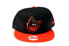 Baltimore Orioles Logo New Era Snapback Hat