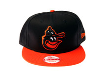 Baltimore Orioles Logo New Era Snapback Hat