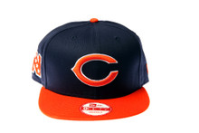 Chicago Bears Logo New Era Snapback