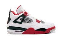 Air Jordan IV (4) Retro Fire Red 2012 Shoes