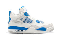 Air Jordan IV (4) Retro Military Blue 2012 Shoes