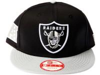 Oakland Raiders Logo New Era Snapback