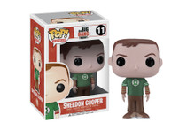 Sheldon Cooper Pop Vinyl Figure