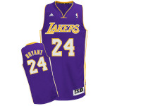 Los Angeles Lakers Kobe Bryant Purple Adidas Swingman Jersey