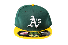 Oakland Athletics New Era 59FIFTY Fitted Cap