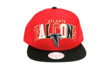 Atlanta Falcons Tri Arch Snapback Hat