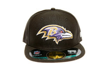 Baltimore Ravens Fitted Cap
