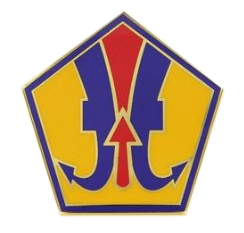 7th Mission Support Command Combat Service Identification Badge (CSIB)
