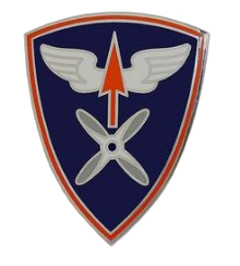 110th Aviation Brigade Combat Service Identification Badge (CSIB)