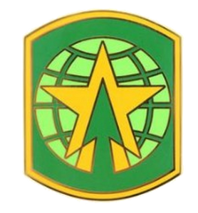 16th Military Police Brigade Combat Service Identification Badge (CSIB)