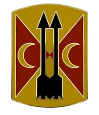 212th Fires Brigade Combat Service Identification Badge (CSIB)