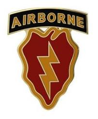 25th Infantry Division 4th Brigade Combat Team Combat Service Identification Badge (CSIB)