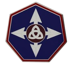 364th Sustainment Brigade Combat Service Identification Badge (CSIB)