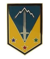 3rd Maneuver Enhancement Brigade Combat Service Identification Badge (CSIB)